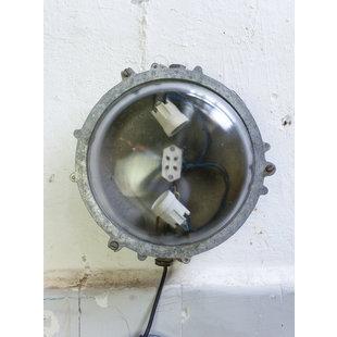 Stoere wandlamp 'Small turtle'