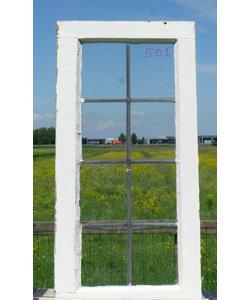 85 x 43 cm - Glas in lood raam No. 501