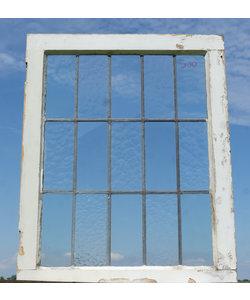 78 x 53 cm - Glas in lood raam No. 500