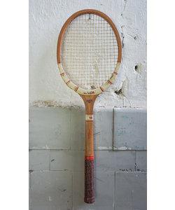"Tennis racket - Wit ""No. 3"""