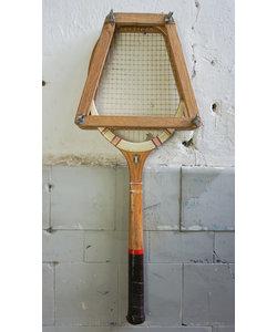 """Tennis racket - Houten frame """"No. 2"""""""