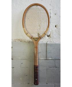 "Tennis racket - Hout ""No.1"""