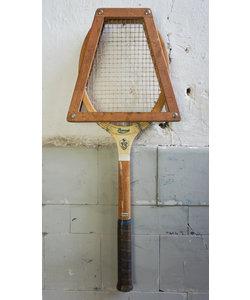 """Tennis racket - Houten frame """"No. 3"""""""