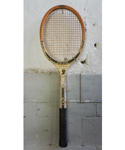 "Tennis racket - Wit ""No. 5"""