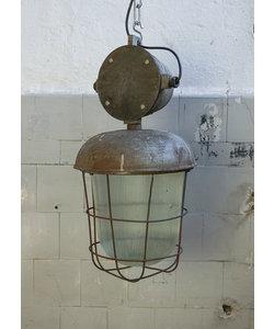 Industriële hanglamp 'Acorn'