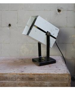 Stoere vintage bureaulamp 'Bila'