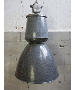 Hanglamp Barrel XXL Origineel emaille