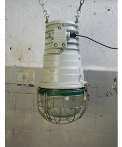 Explosievrije hanglamp 'EOW Stahl'