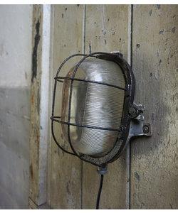 Vintage wandlamp 'Rez'