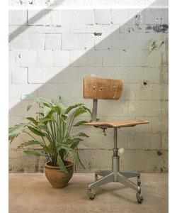 Vintage atelierstoel No.2