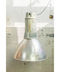 Fabriekslamp - Zilver