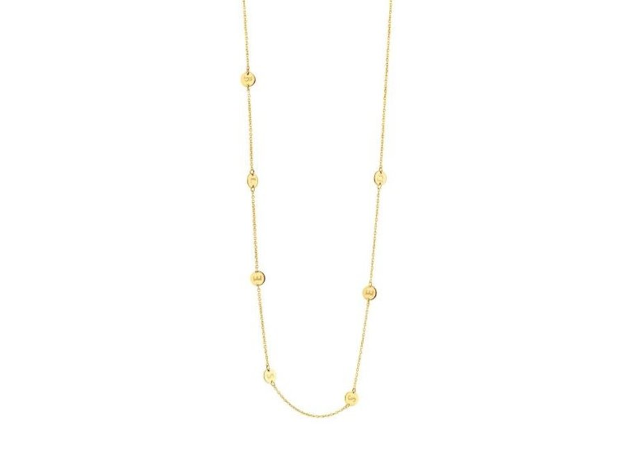 Iconic Necklace 7 Coins
