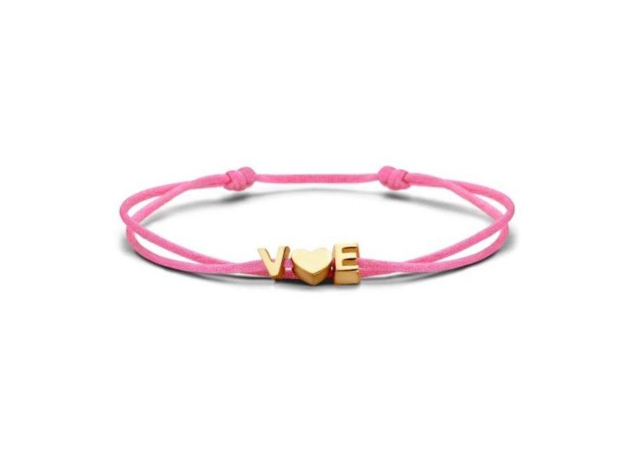 Capital Bracelet Cord 3 Capitals