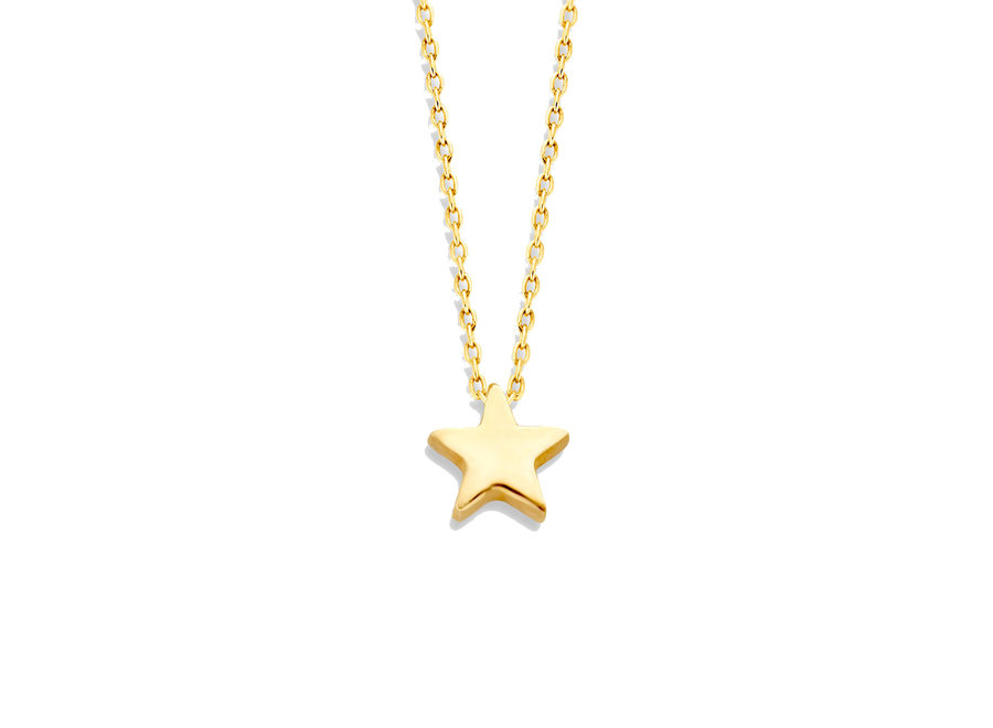 Capital Necklace Star