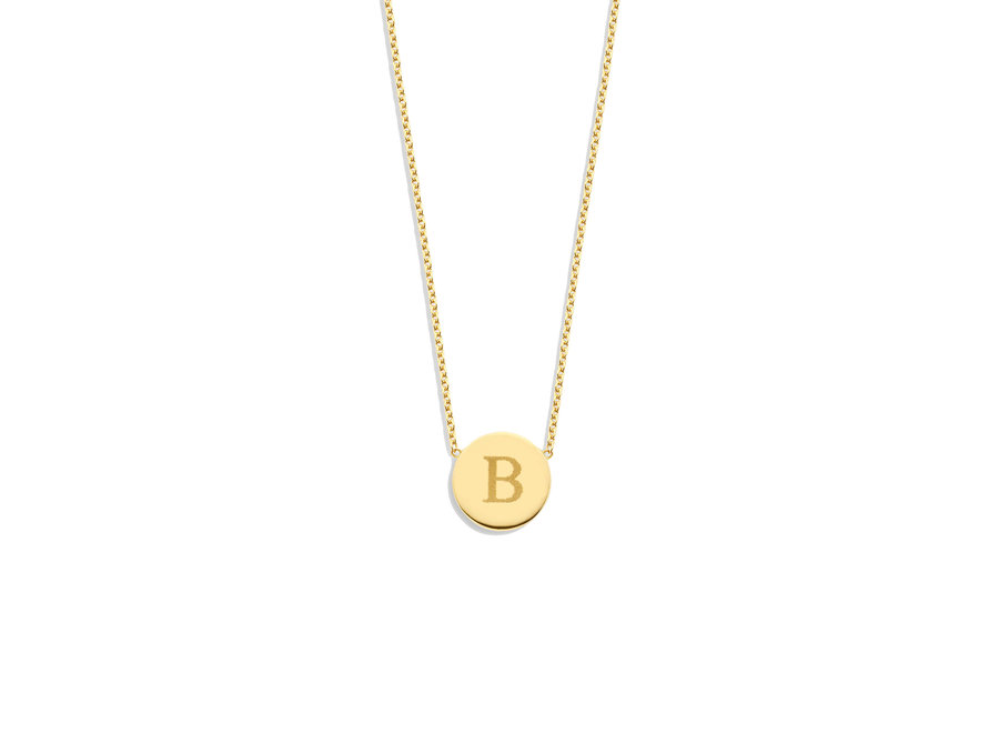 Iconic Necklace Coin