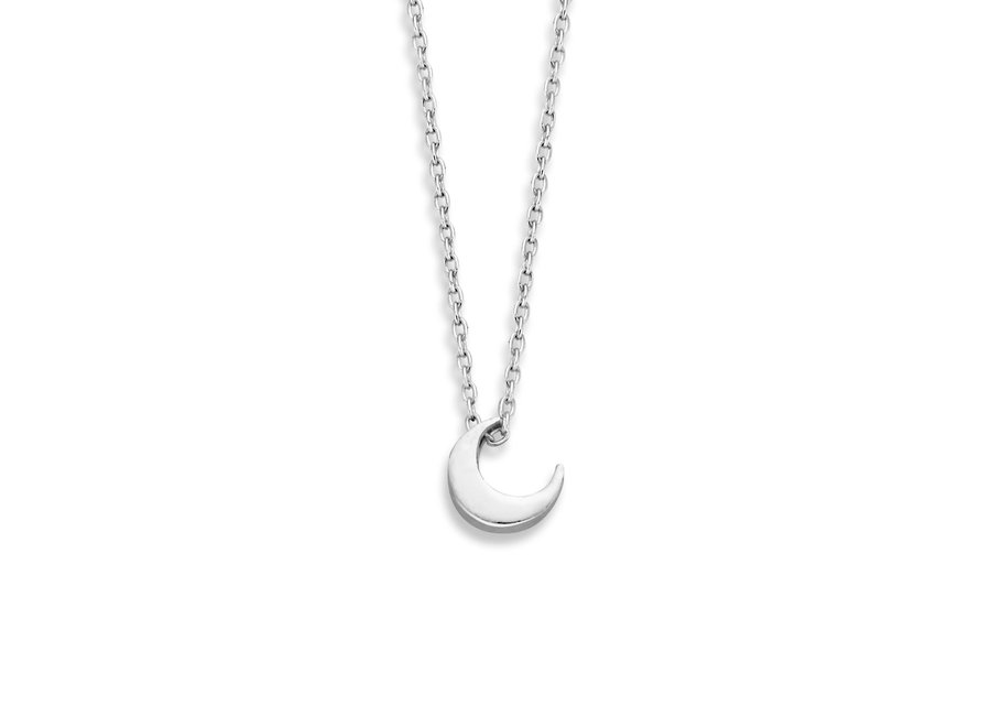 Capital Necklace Moon