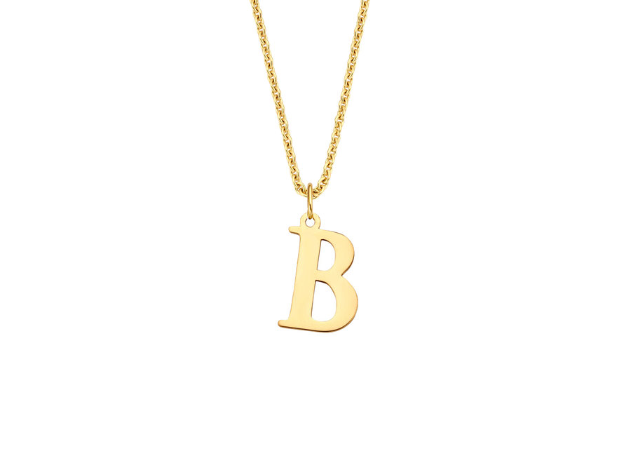 Charm Initial XL Necklace