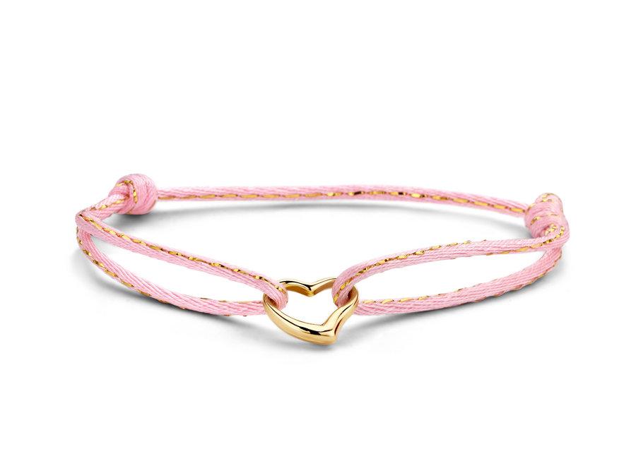 Shaped Heart Bracelet cord