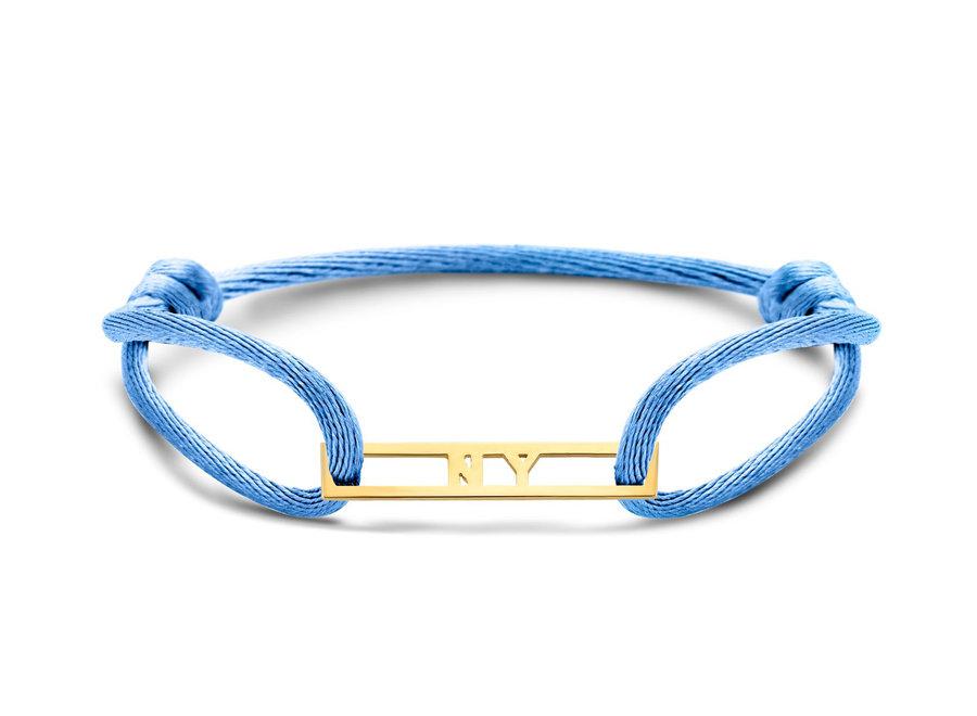 Love Bar Bracelet 2 Letters