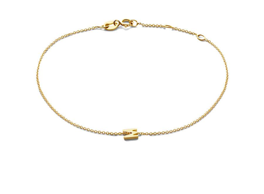 Love Letter Bracelet 1 Initial