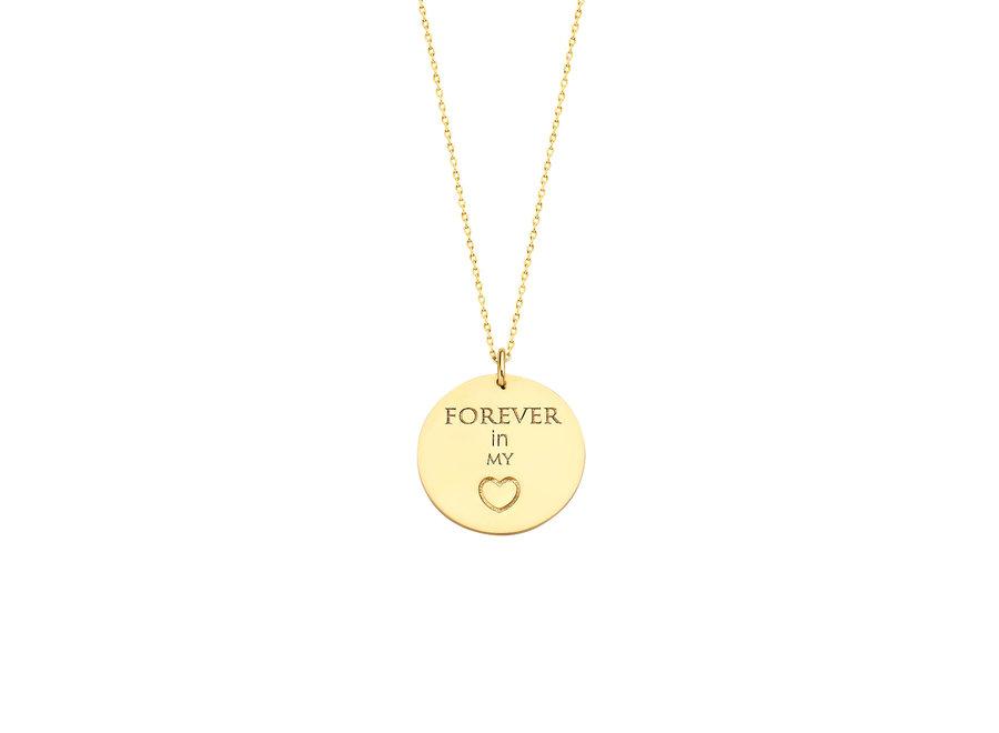 Coin Necklace Maxi