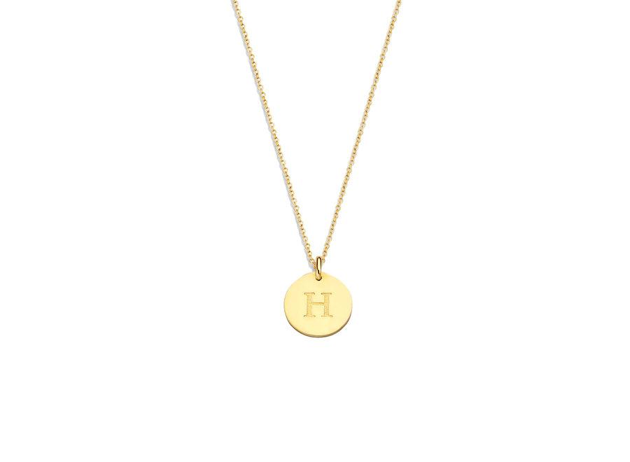 Coin Necklace Midi