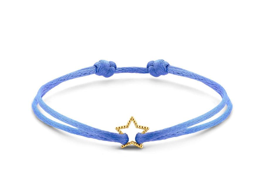 Vintage Bracelet Star Cord
