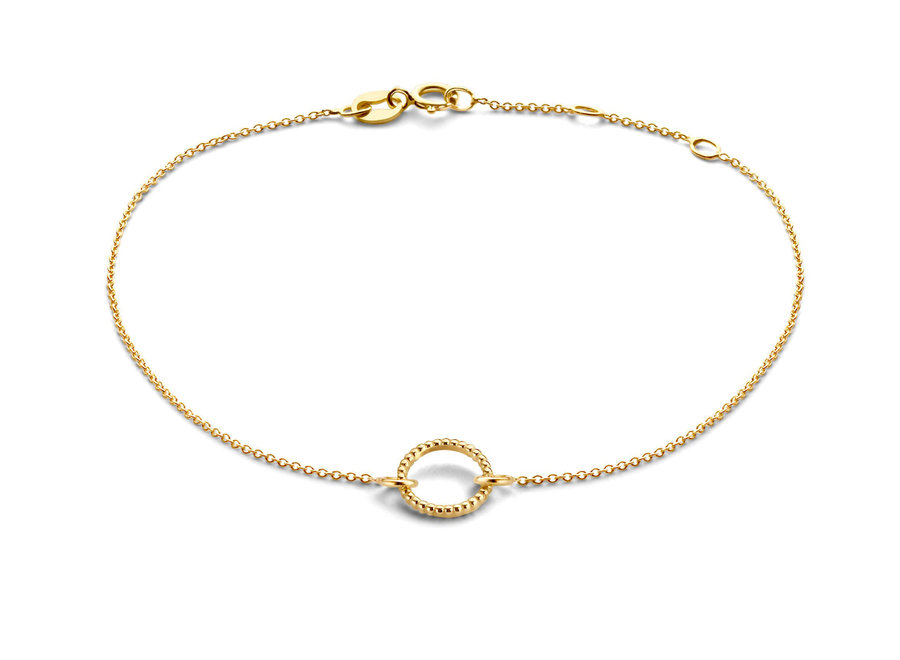 Vintage Bracelet Round Chain