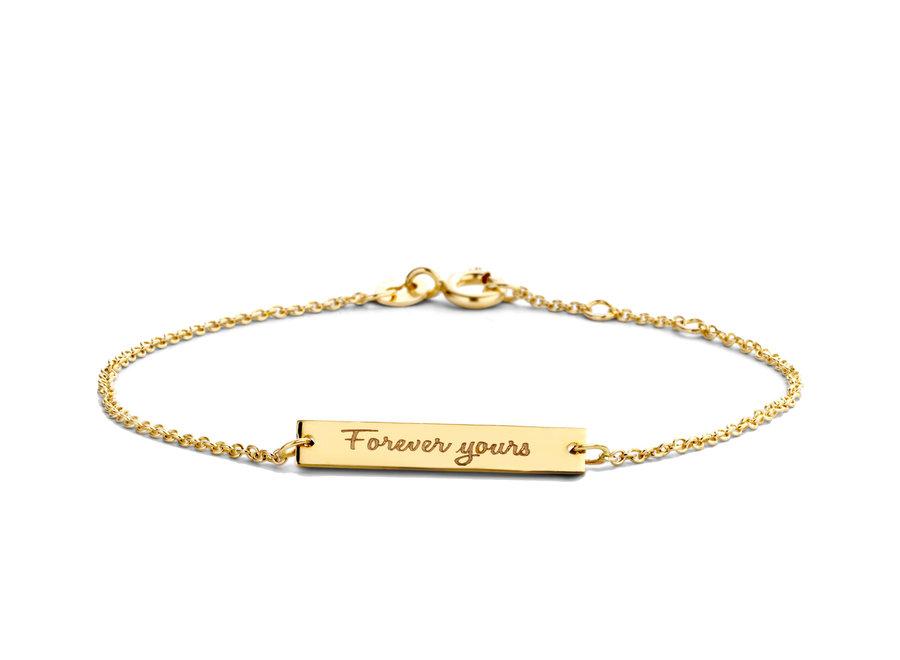 Bar Bracelet Chain