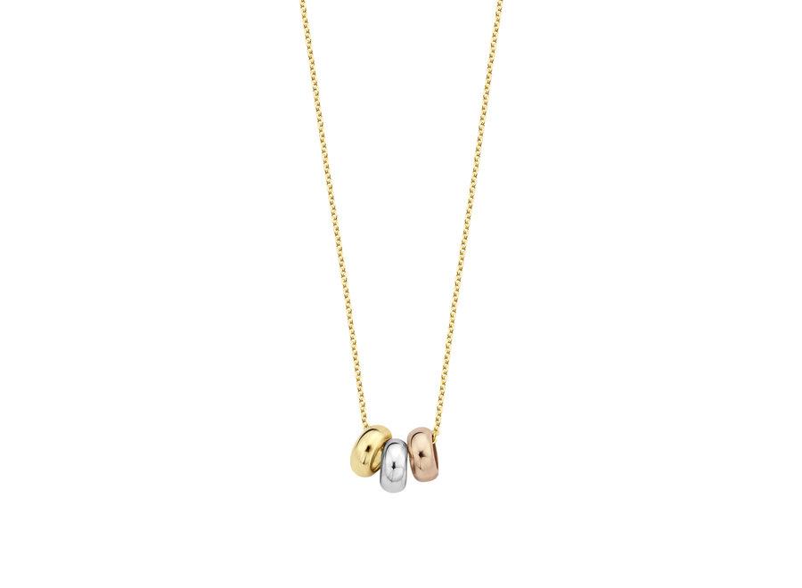 Triple Love Necklace