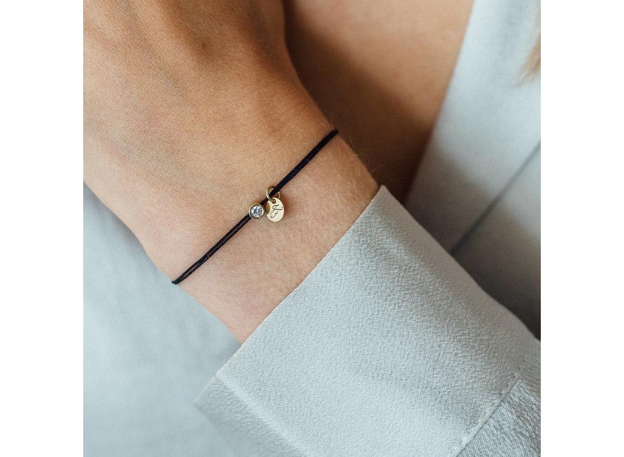 Capital Diamond Bracelet 0,05 crt