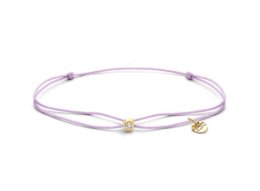 Capital Diamond Bracelet 0,03 crt