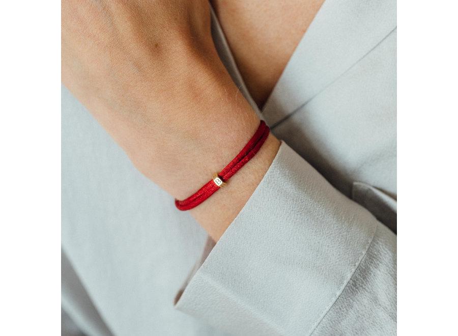 Bolt Bracelet with Engraving