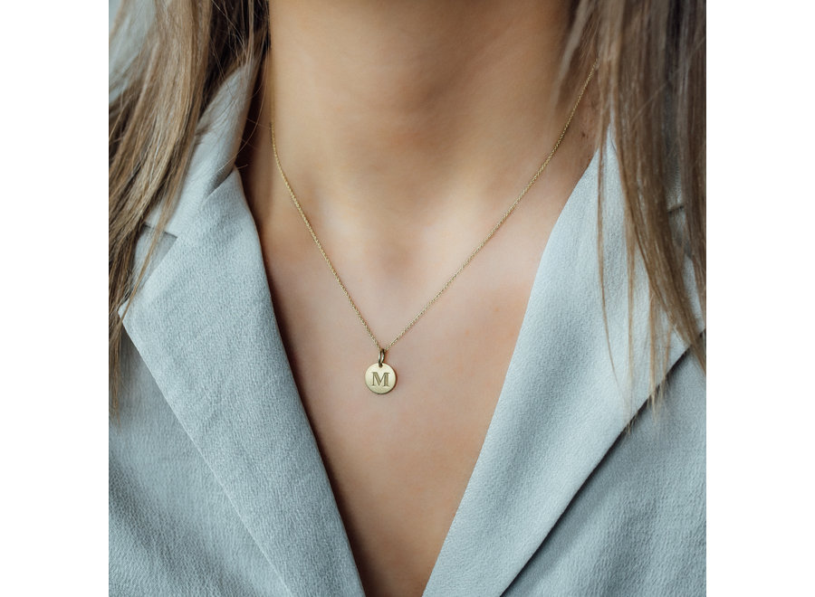 Identity Circle Small with Necklace