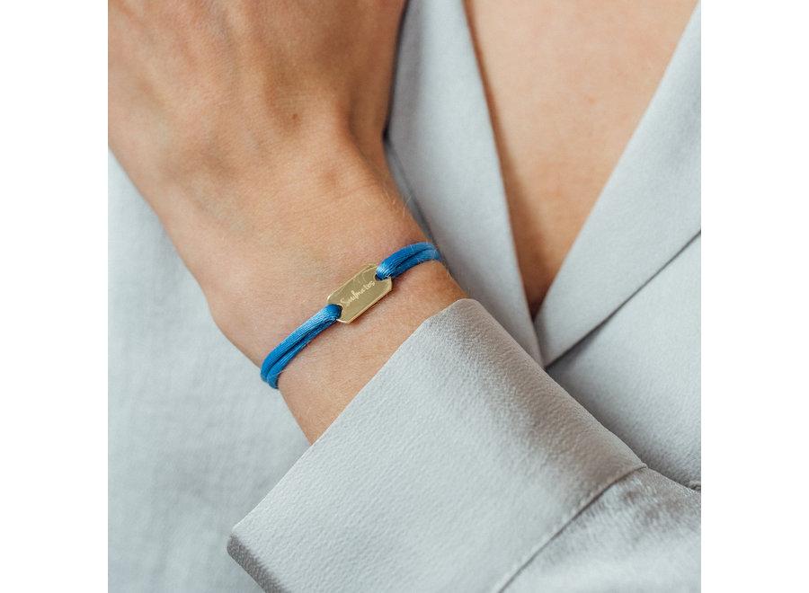 Tag Bracelet Small Cord