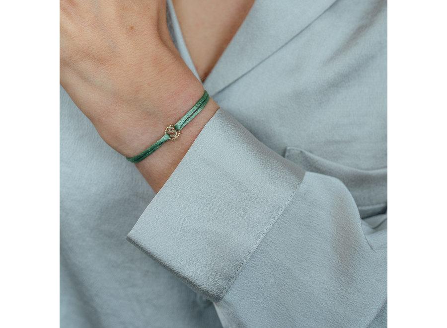 Vintage Bracelet Letter Cord