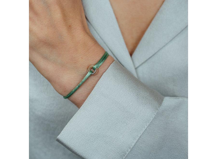 Vintage Bracelet Triple Love