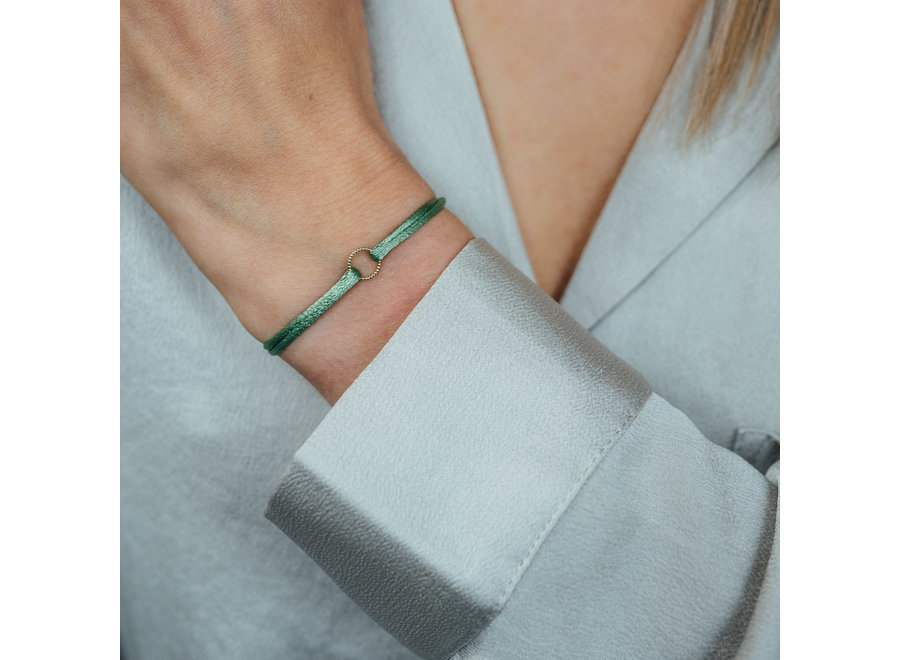 Vintage Bracelet Round Cord