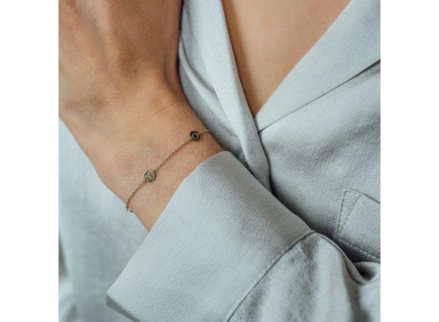 Iconic Bracelet 5 Coins