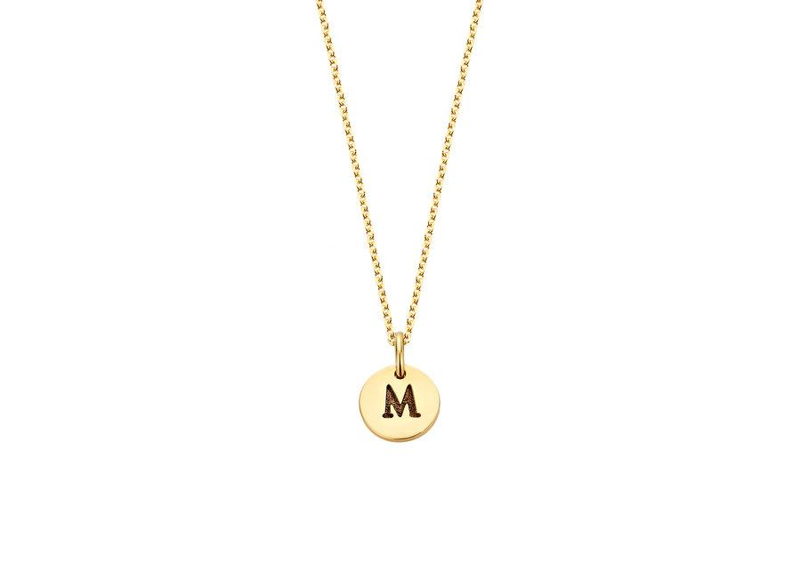 Coin Necklace Mini 1 Coin