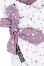 Swaddle - Paarse sterren
