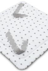 Swaddle - Grijze sterren
