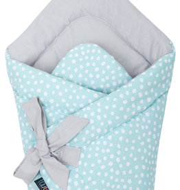 Swaddle - Mint stipjes