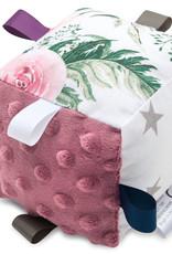 SensoCube - Roze bloemen