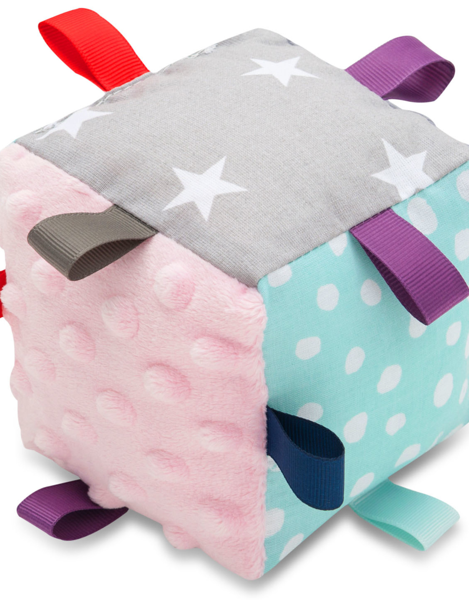 SensoCube - Roze en grijs