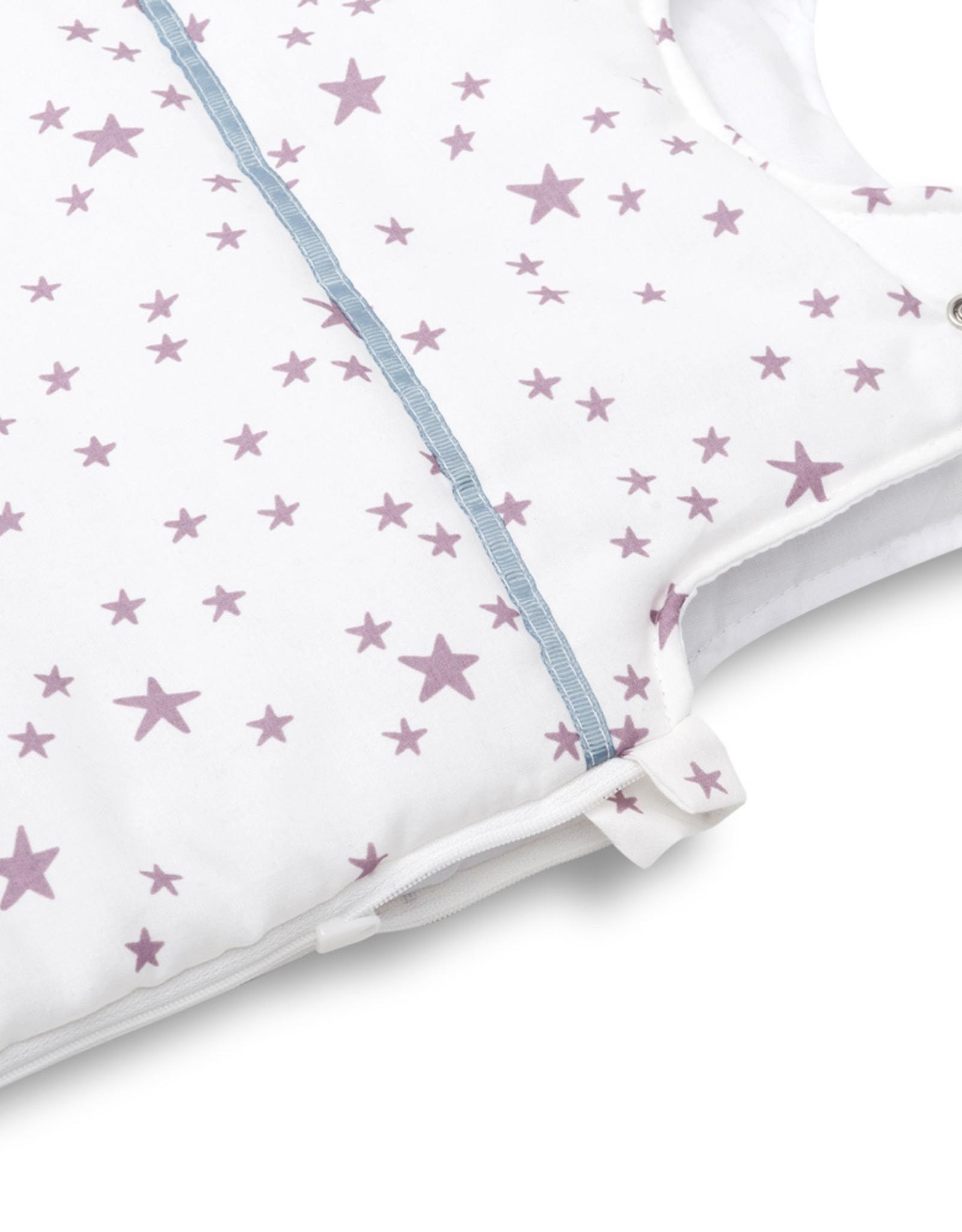 Slaapzak - Lila sterren