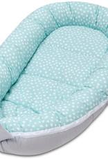 Baby nest - Mint stipjes