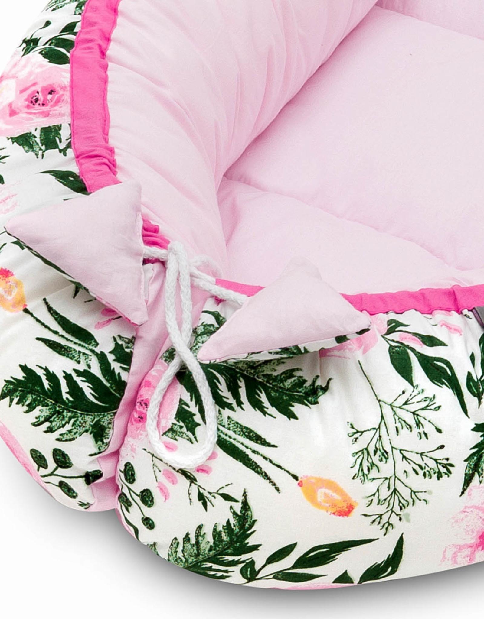 Baby nest - Roze Bloesem