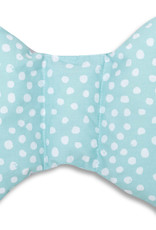 Baby nest set - Mint stipjes