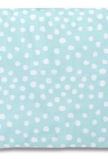 Deken set newborn - Mint stipjes